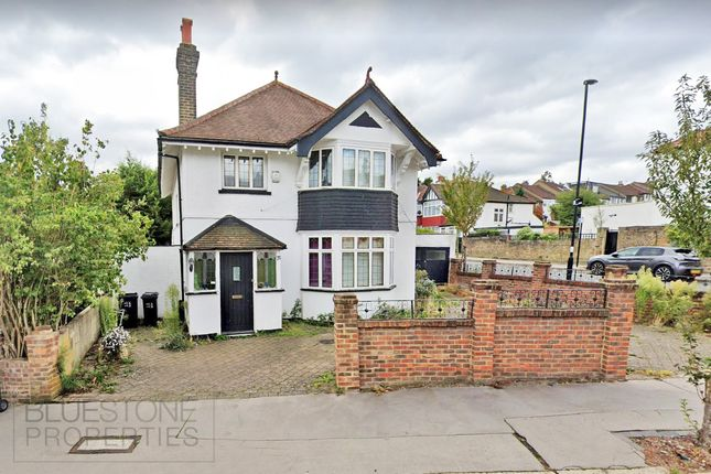 Thumbnail Detached house to rent in Norbury Court Road, London