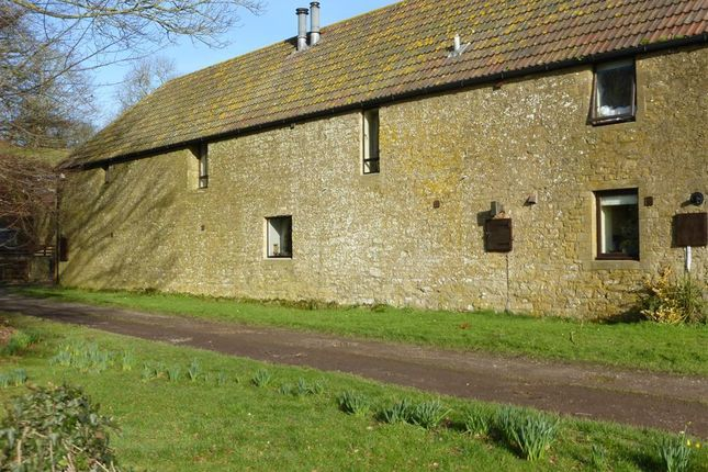 Thumbnail Barn conversion to rent in Montacute