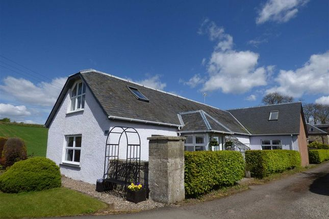 Thumbnail Detached house for sale in Station Road, Dairsie, Fife