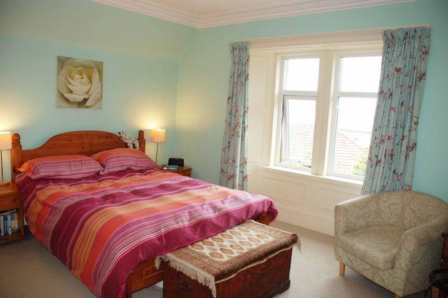 Master Bedroom of 1 Franklin Road, Stromness KW16