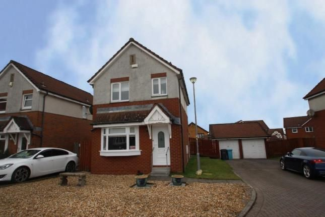 Thumbnail Detached house for sale in Moorland Drive, Airdrie, North Lanarkshire