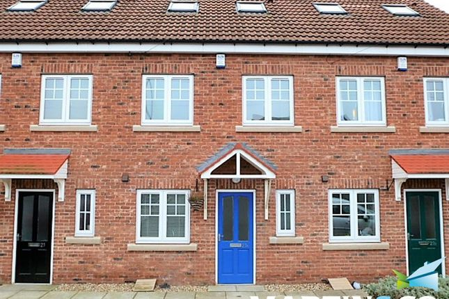 3 bed town house to rent in Blacker Lane, Crigglestone, Wakefield WF4