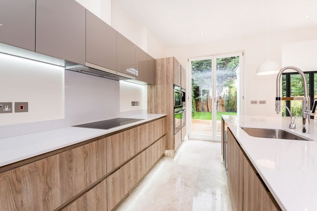 Thumbnail Semi-detached house to rent in St. Marks Road, Teddington