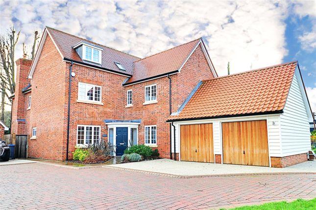 6 bed detached house for sale in Bonham House, Springhall Road, Sawbridgeworth, Hertfordshire CM21