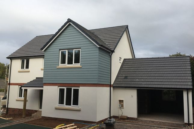 Thumbnail Detached house for sale in Beech Drive, Newton Poppleford, East Devon
