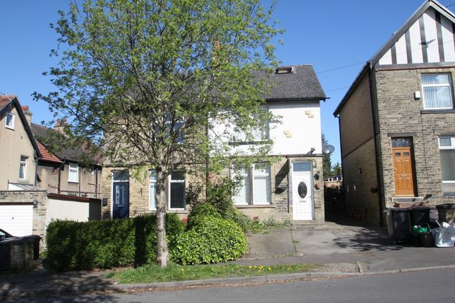 Thumbnail Semi-detached house to rent in Highfield Avenue, Brighouse