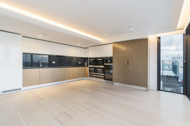 Thumbnail Flat to rent in Merano Residences, Albert Embankment