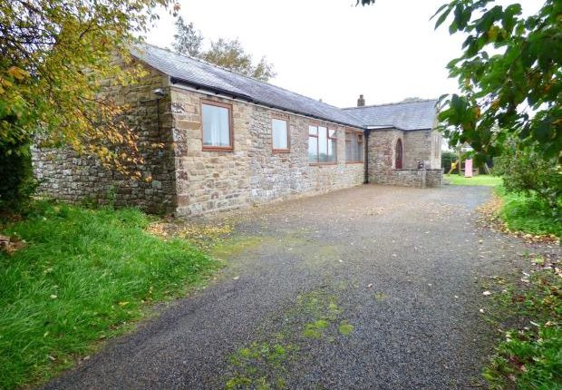 Thumbnail Detached bungalow for sale in Bittlestones Mews, Gilsland, Brampton, Northumberland