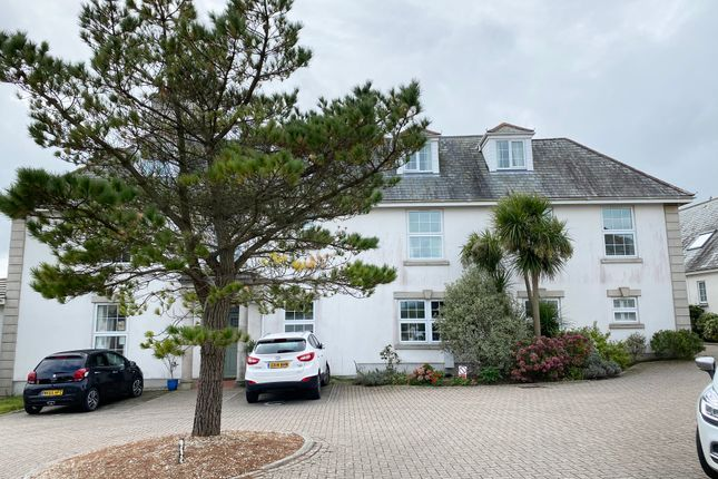 Thumbnail Flat for sale in Manor Close, Lelant, St. Ives