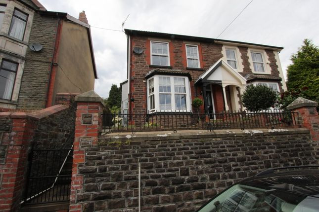 Thumbnail Semi-detached house for sale in Ton Pentre -, Ton Pentre