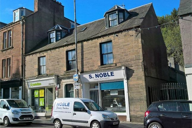 Thumbnail Commercial property for sale in 17-21, High Street, Galashiels, Selkirkshire, Scottish Borders