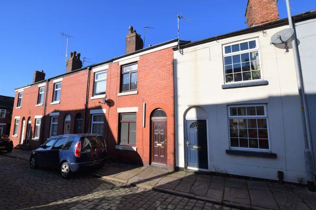 Thumbnail Terraced house to rent in Longden Street, Macclesfield
