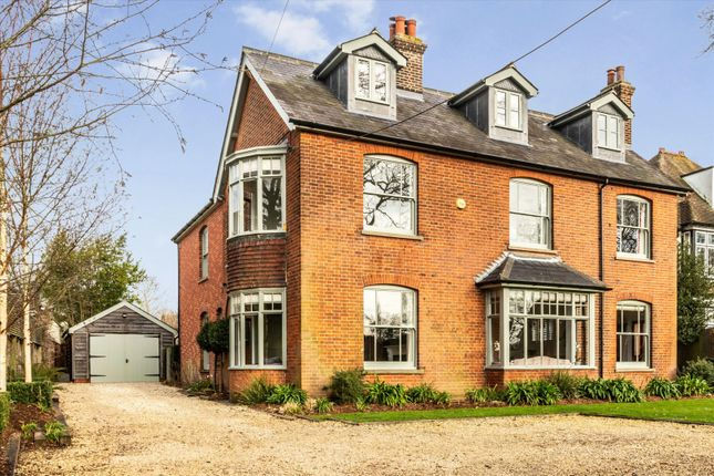 Thumbnail Detached house for sale in Stortford Road, Dunmow, Essex