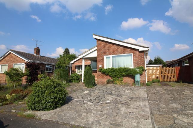 Thumbnail Detached bungalow for sale in Lytchett Way, Upton, Poole