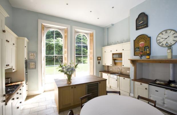 Kitchen of Rumwell Park, Taunton, Somerset TA4