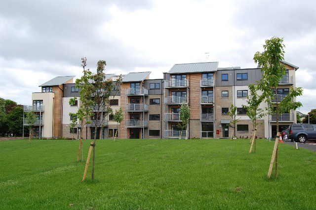 Thumbnail Flat to rent in Cordiner Place, Aberdeen