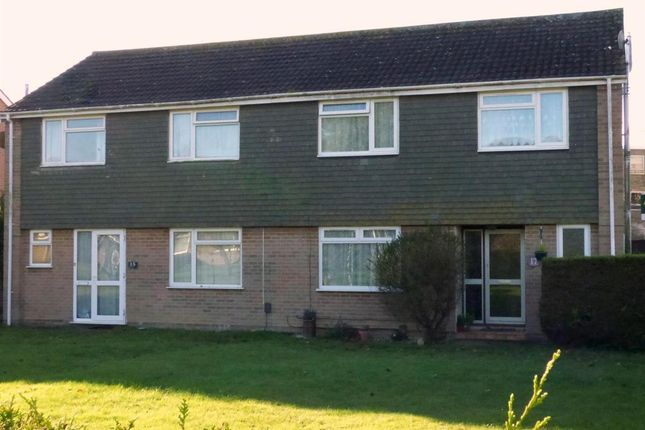 Thumbnail Semi-detached house for sale in Curlew Road, Mudeford, Christchurch