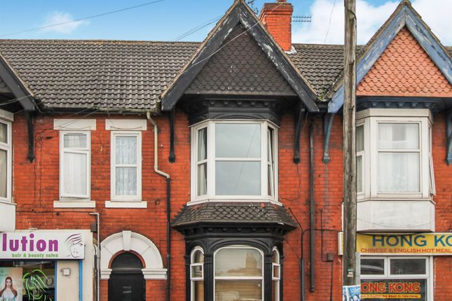 Thumbnail 1 bed flat for sale in Doncaster Road, Scunthorpe
