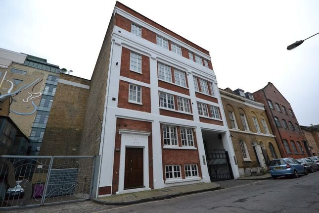Thumbnail Flat to rent in Fairclough Street, London