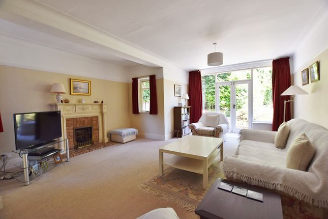 Living Room of Whalley Road, Hale, Altrincham WA15