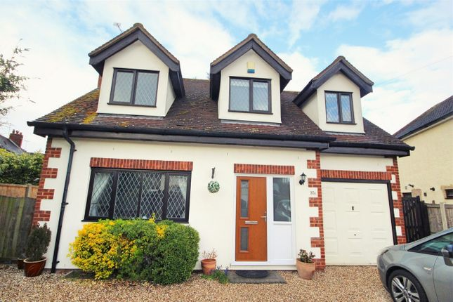 Thumbnail 4 bed detached house for sale in Dorset Avenue, Chelmsford, Essex