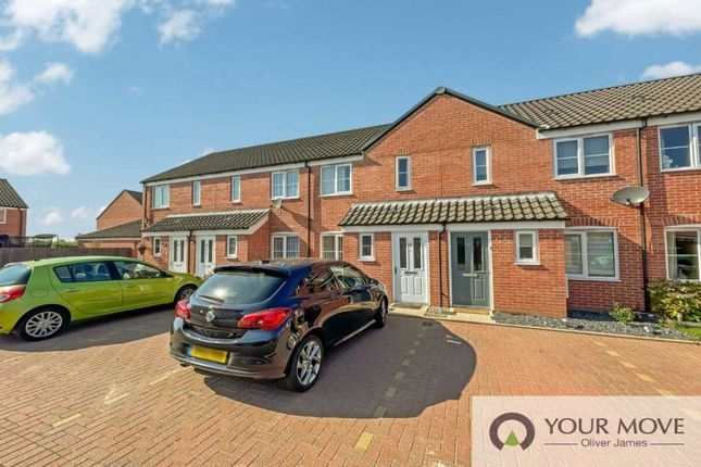 2 bed terraced house for sale in Howard's Way, Bradwell, Great Yarmouth NR31