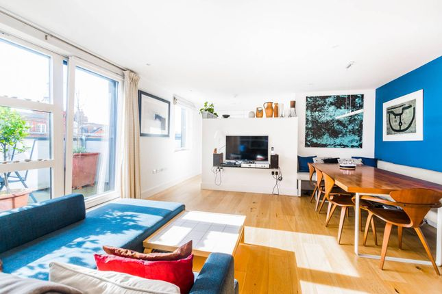 Thumbnail Flat to rent in Tiltman Place, Finsbury Park