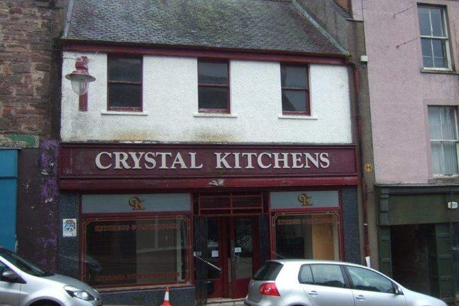 Thumbnail Retail premises for sale in High Street, Brechin