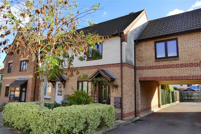 Thumbnail Terraced house for sale in Penny Royal Close, Calne