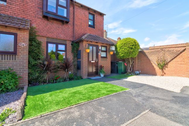 3 bed end terrace house for sale in Priory Orchard, Great Cliffe Road, Eastbourne BN23