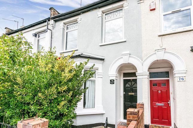 3 bed terraced house for sale in Dunedin Road, London
