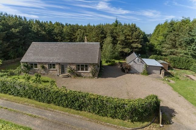 Thumbnail Detached house for sale in School Wood, Glendouglas, Jedburgh