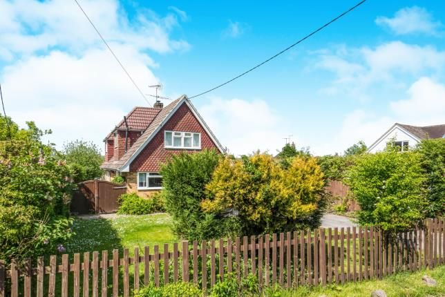 Thumbnail Detached house for sale in Bentley, Farnham, Hampshire