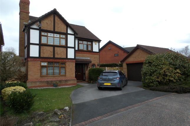 Thumbnail Detached house for sale in Swinderby Drive, Liverpool