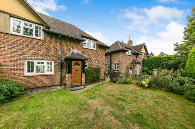 Thumbnail Semi-detached house for sale in Pirbright, Woking, Surrey