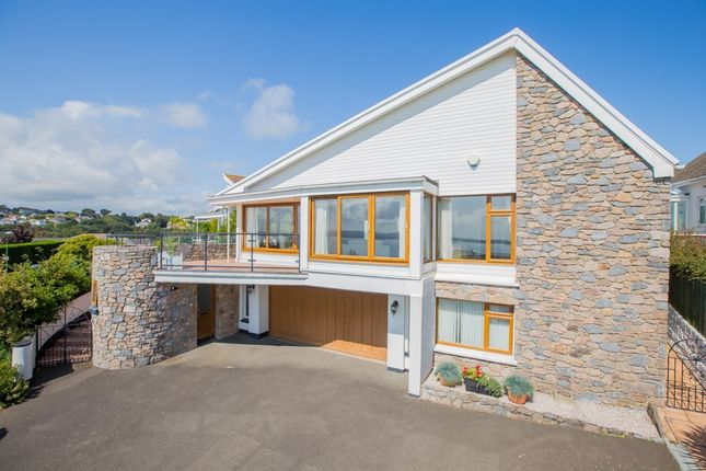 Thumbnail Detached bungalow for sale in Thatcher Avenue, Torquay