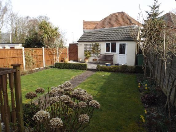 Garden of Gorleston Road, Poole BH12