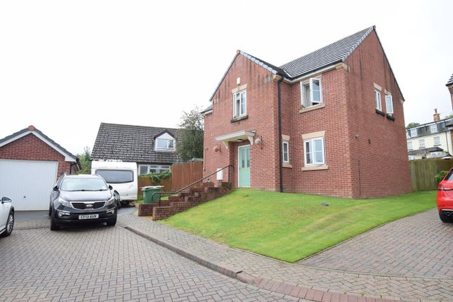 Thumbnail Detached house for sale in Museum Court, Griffithstown, Pontypool
