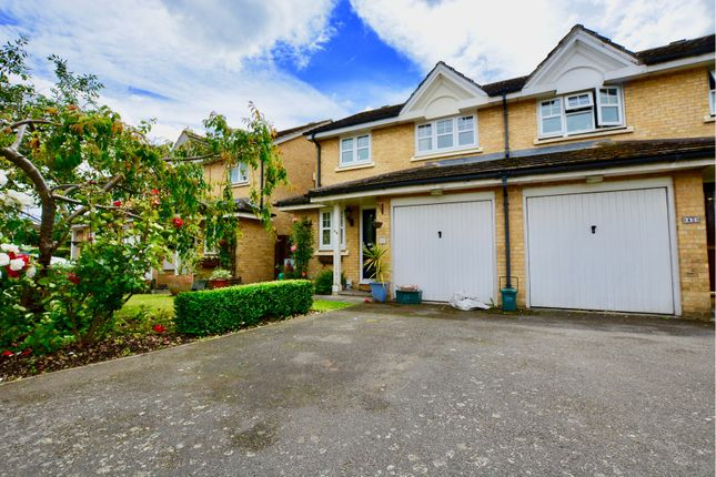 Thumbnail Semi-detached house to rent in Westminster Close, Feltham