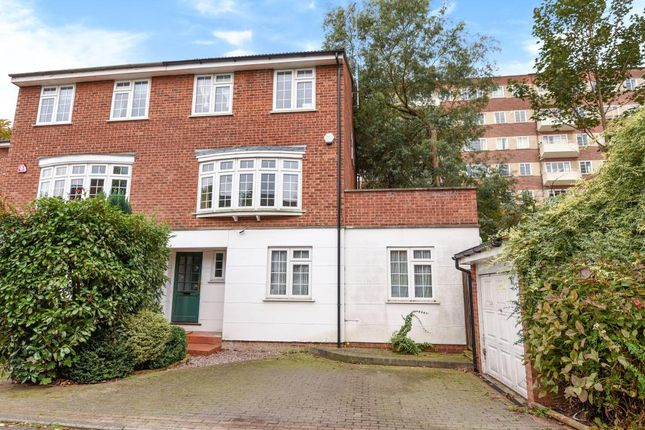 Thumbnail Detached house for sale in Oldfield Mews, Highgate N6,