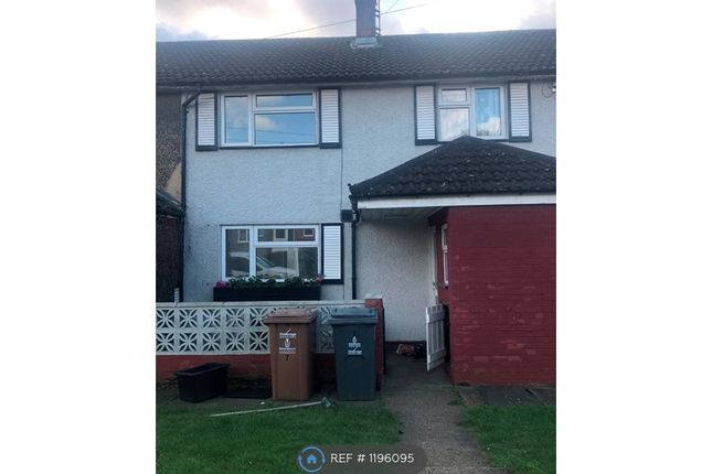 Thumbnail Terraced house to rent in School Close, Hertfordshire