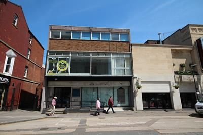 Thumbnail Retail premises to let in Ground And Lower Ground Floor, 23A St. Aldate Street, Gloucester, Gloucestershire