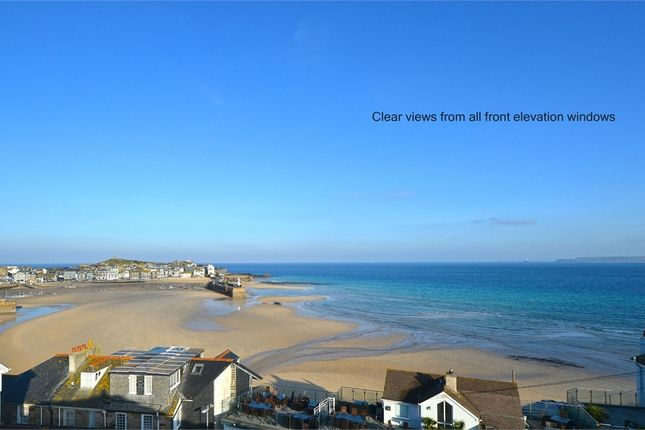 Thumbnail Terraced house for sale in The Terrace, St. Ives