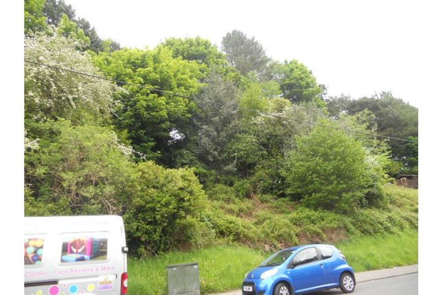 Thumbnail Land for sale in Tynewydd Terrace, Newbridge, Newport