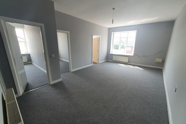 Thumbnail 2 bed flat to rent in High Street, Thurnscoe
