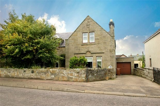 Thumbnail Detached house to rent in 59 Forsyth Street, Hopeman, Moray