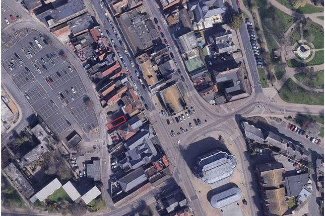 Land for sale in King Street, Great Yarmouth