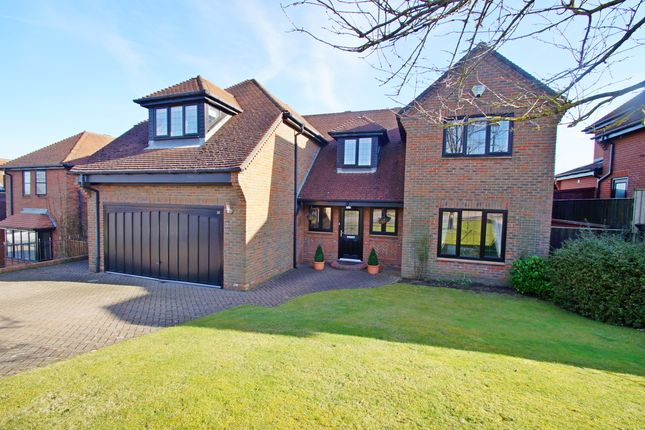 Thumbnail Detached house for sale in Rosemount, Pity Me, Durham