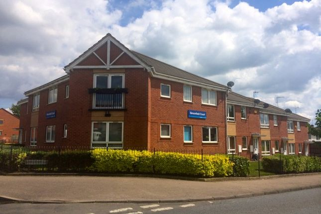 Thumbnail Flat to rent in Simonfield Court, Deelands Road, Rubery, Rednal