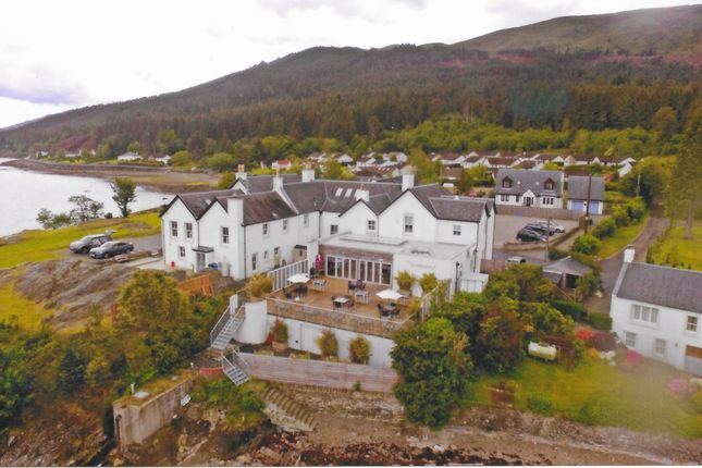 Thumbnail Restaurant/cafe for sale in Loch Long, Argyll And Bute